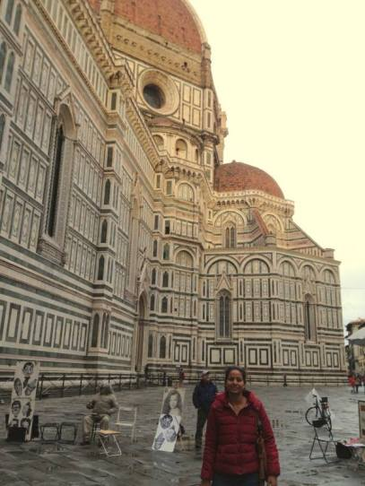 @ the Duomo , Florence